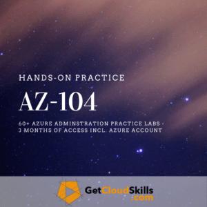 MS Exam: AZ-104