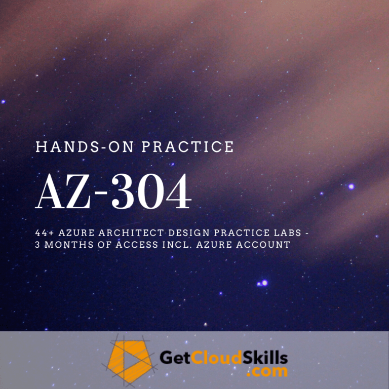 Read more about the article MS Exam: AZ-304