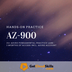 MS Exam: AZ-900