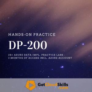 MS Exam: DP-200